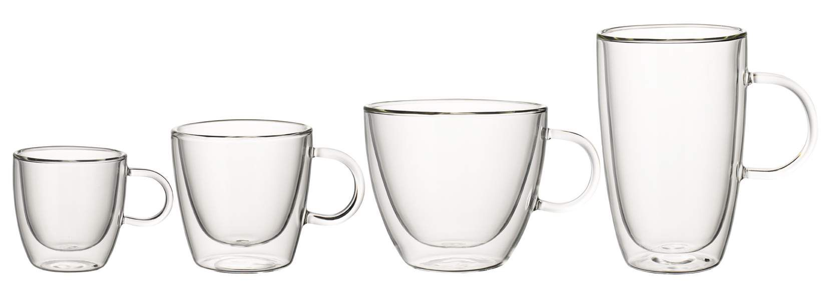 Artesano hot beverage cups and teapot