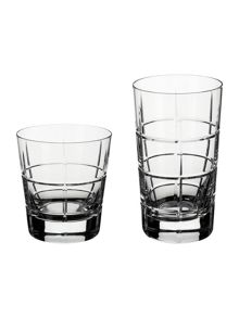 Ardmore club tumbler glass range