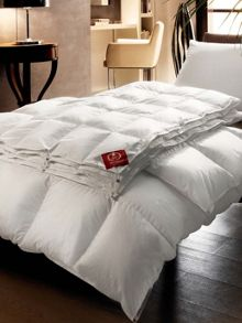 Brinkhaus For All Seasons European goosedown duvet