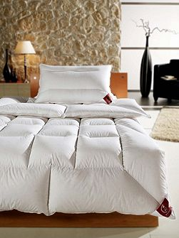 Sapphire Hungarian goose down double warm duvet