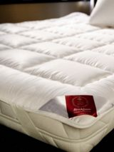 Brinkhaus Exquisit wool double mattress topper