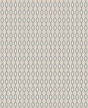 Graham & Brown Beige taupe/silver hicks wallpaper