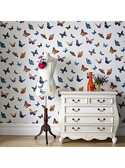 Pearl flutter by wallpaper