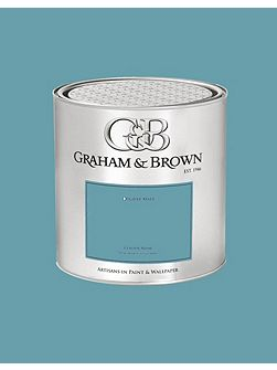 100ML premium matt emulsion hoorn blue paint