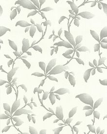 Graham & Brown Silver sarra wallpaper