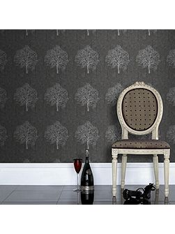 Enchant Gothic Wallpaper Sample