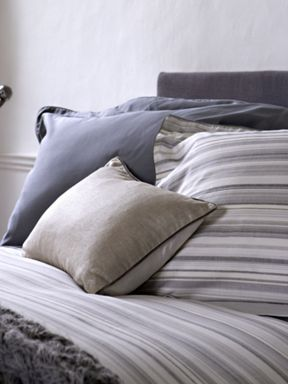 Christy Copenhagen bed linen in neutral