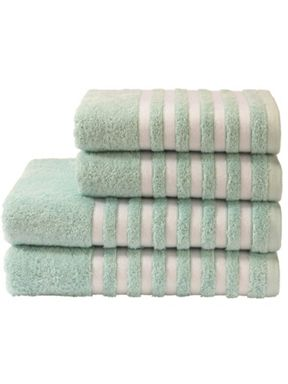 Kingsley Home Essence towel range in duck egg