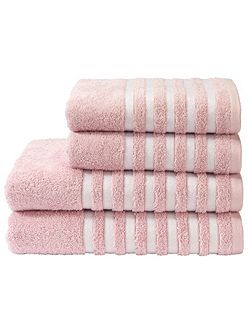 Essence bath sheet pink