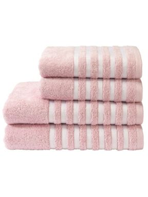 Kingsley Home Essence towel range in pink