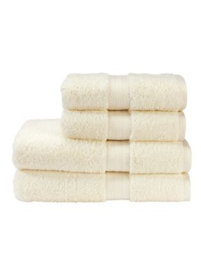 Christy Ren04 towel range in parchment