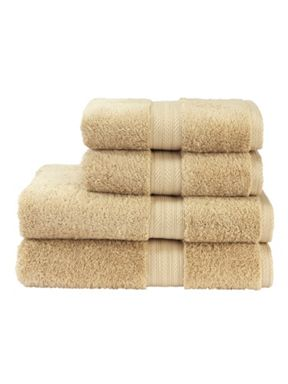 Christy Ren04 towel range in natural driftwood