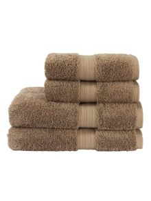 Christy Ren04 towel range in mink