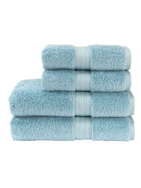 Christy Ren04 towel range in chambray