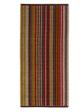 Harlequin By Christy Array towel range in raspberry