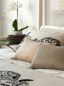 Christy Castelle bed linen range in calico