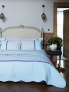 Ditton Hill Phoebe bed linen sets in blue
