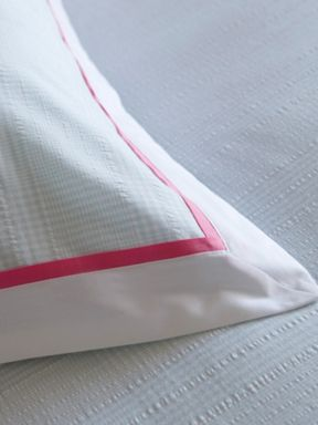 Georgie bed linen sets in duck egg