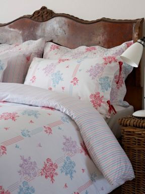 Ditton Hill Hatty bed linen sets in pink