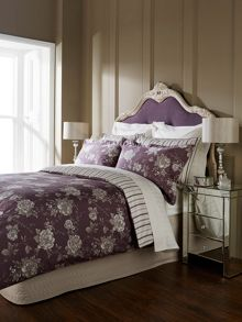 Briar Rose Oxford Pillowcase Pair Mauve