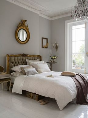 Christy Mandalay bed linen in neutral