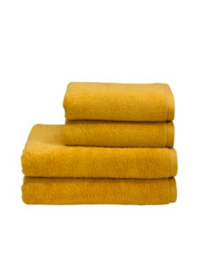 Christy Revive towels dijon