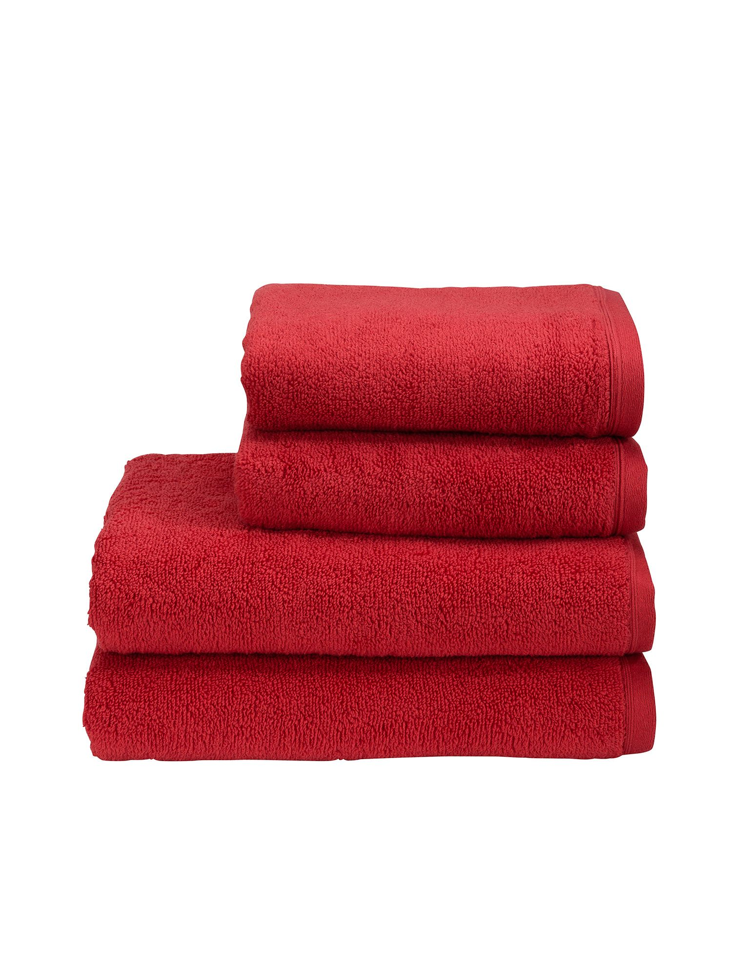 Revive bath towels pillar box