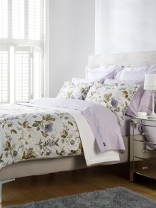 Orchid oxford pillowcase pair lilac