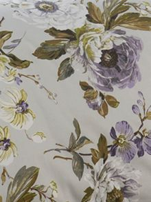 Orchid lilac bed linen