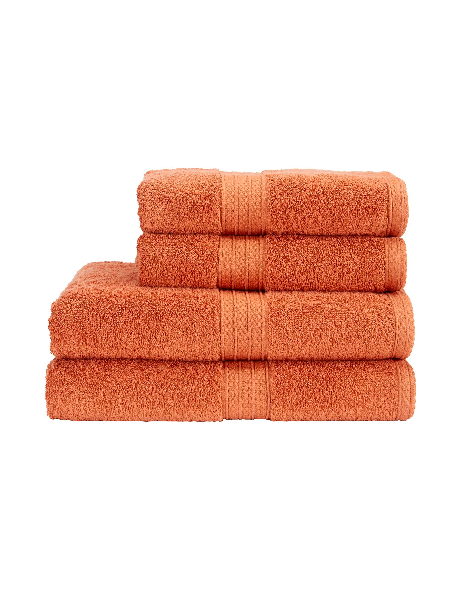 Georgia cinnamon towels
