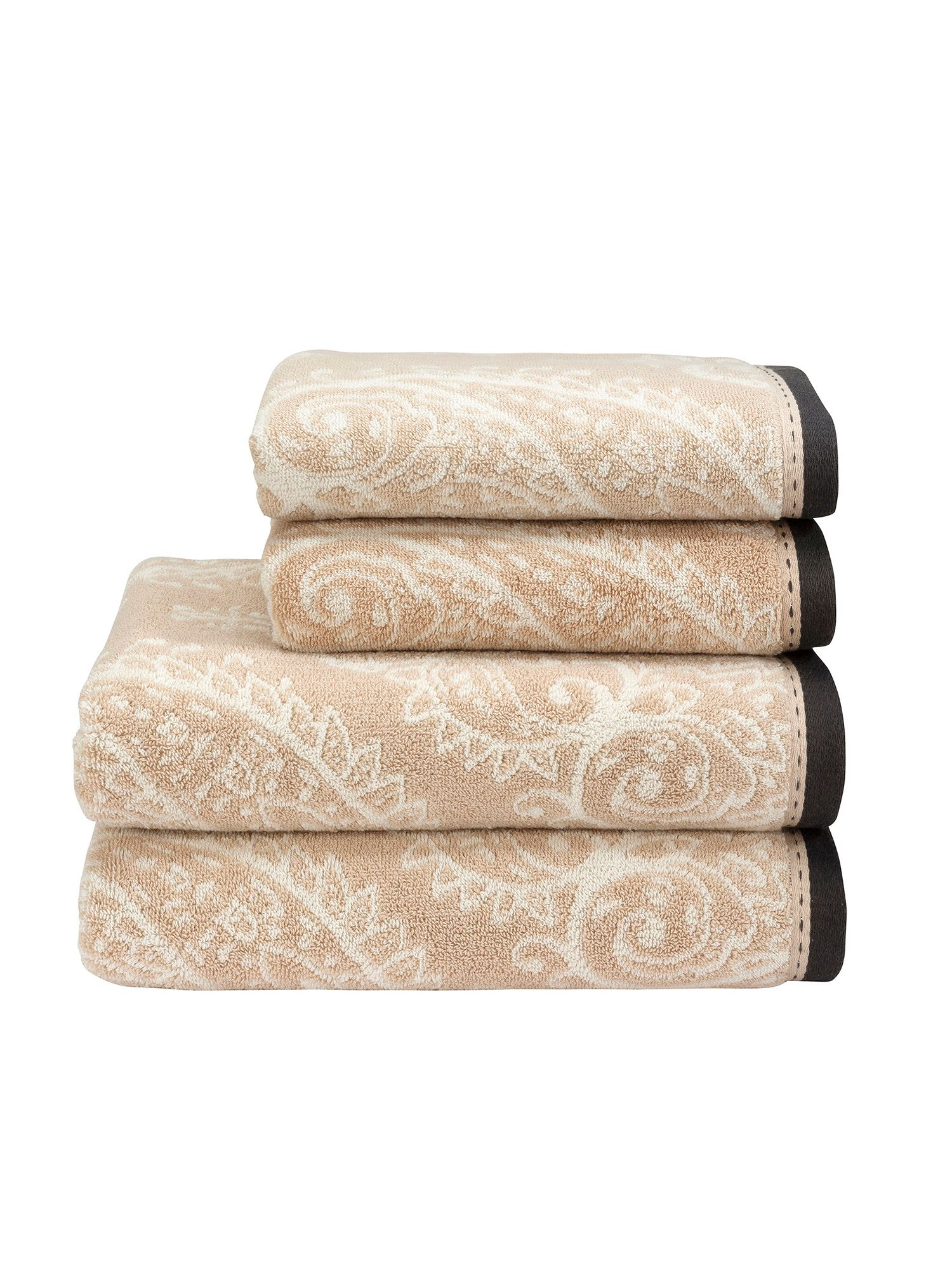 Mandalay towels linen