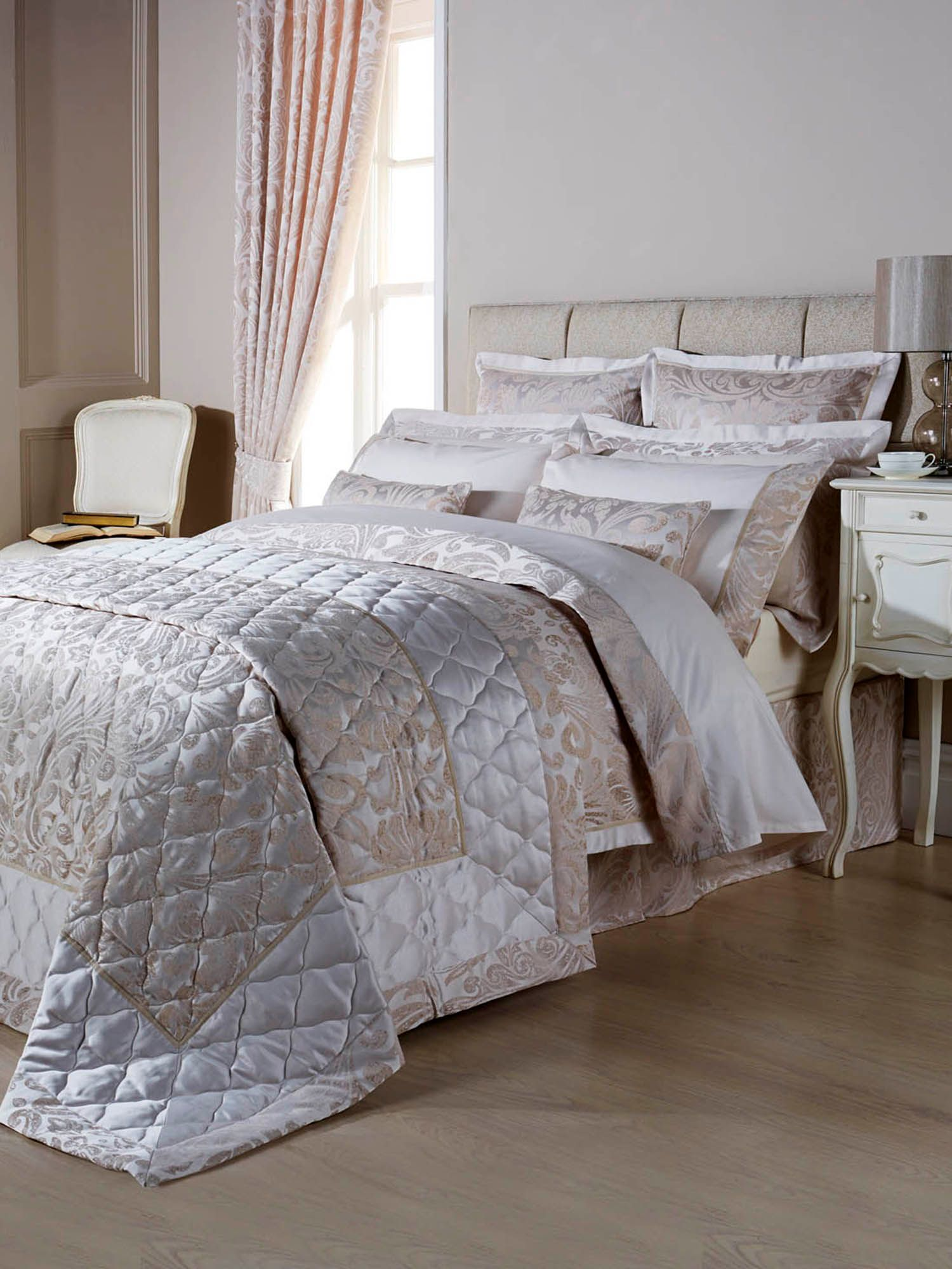 Marianne single duvet ivory