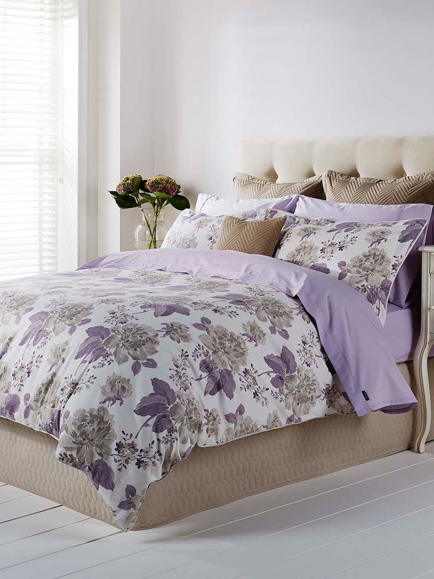 Anya super king duvet dusk