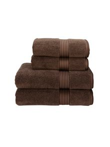 Christy Supreme hygro towels cocoa