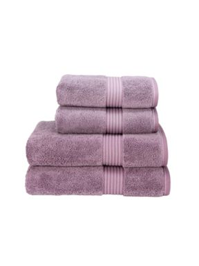 Christy Supreme hygro towels damson