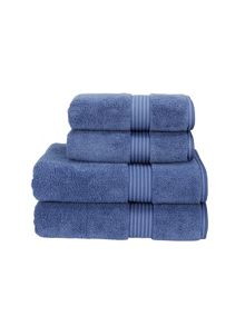 Christy Supreme hygro towels deep sea