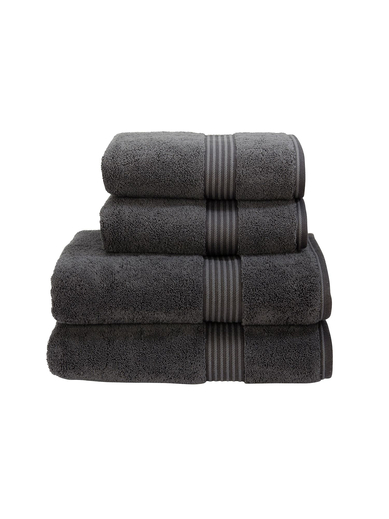 Supreme hygro towels graphite