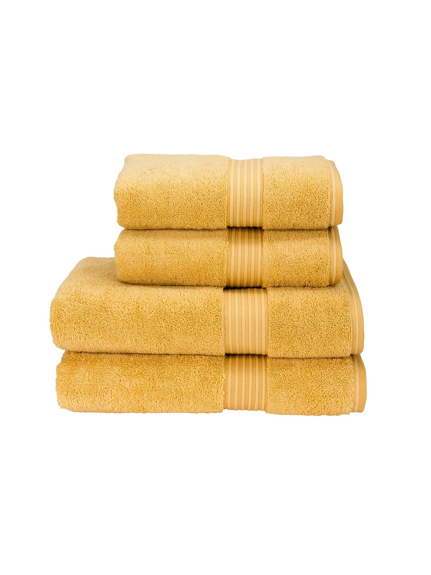 Supreme hygro towels honey