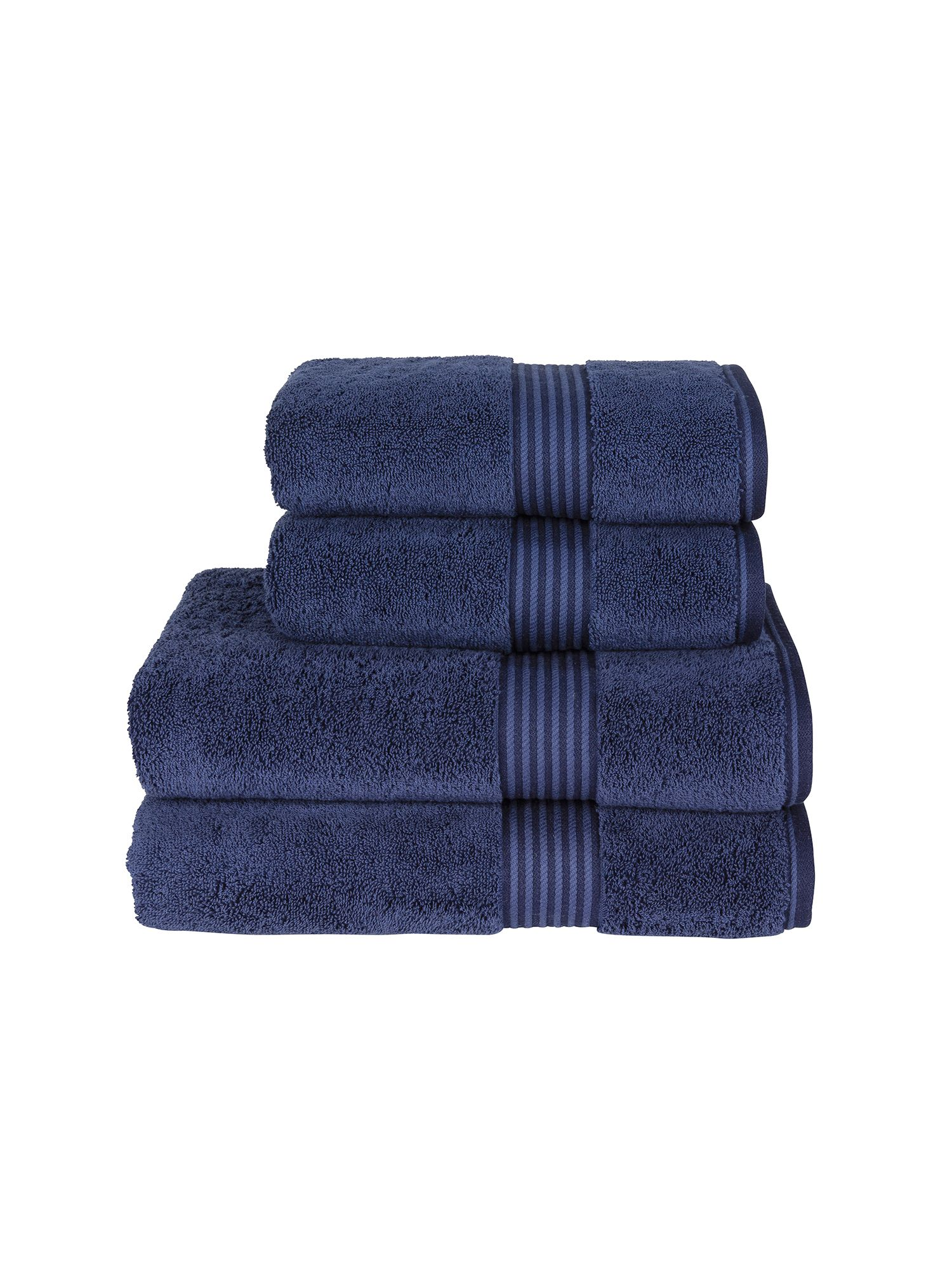 Supreme hygro towels midnight