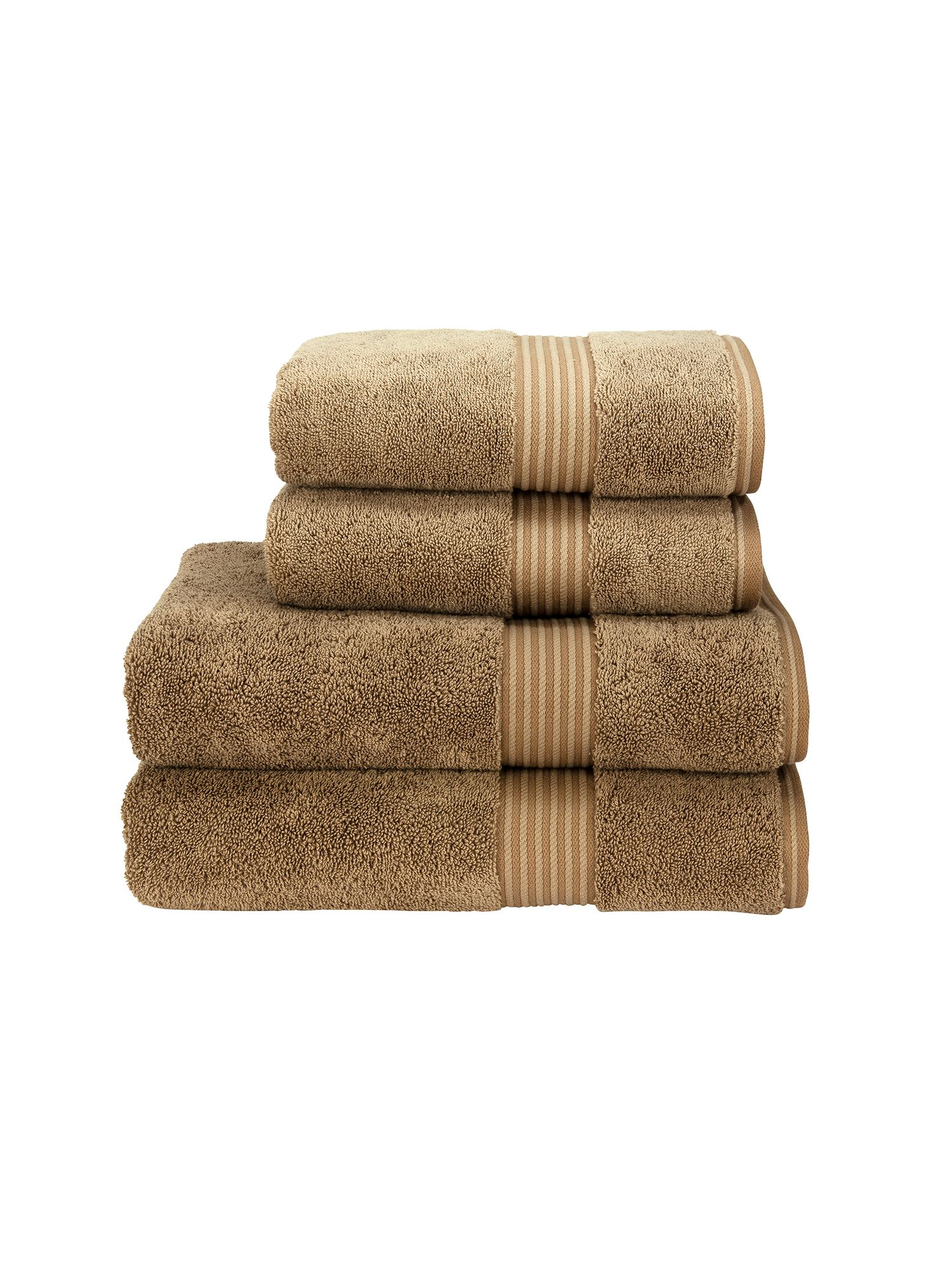 Supreme hygro towels mocha