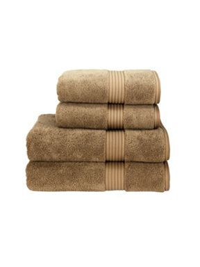 Christy Supreme hygro towels mocha