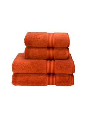 Christy Supreme hygro towels paprika