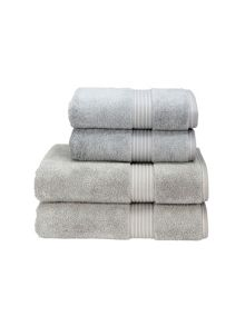 Supreme hygro towels silver