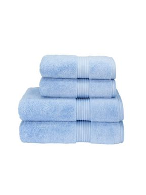 Christy Supreme hygro towels sky