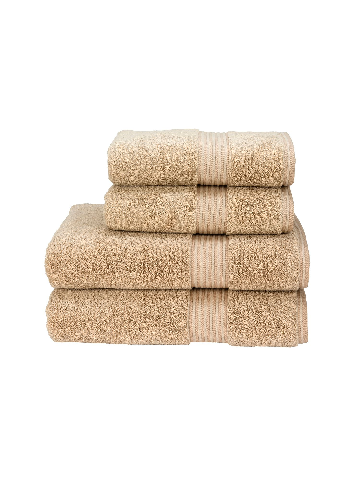 Supreme hygro towels stone