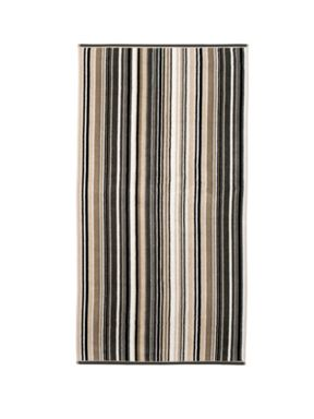 Christy Barcode Stripe Jacquard Towels neutral