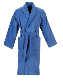 Christy Supreme robe deep sea