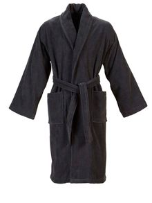 Christy Supreme robe graphite