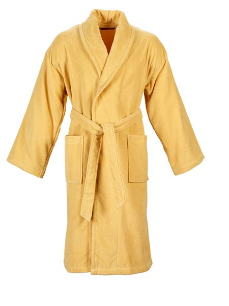 Christy Supreme robe small honey