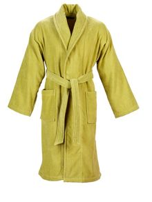Christy Supreme robe green tea